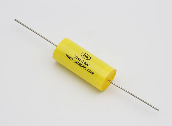 金属轴向音频电容