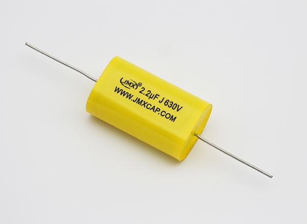 金属化聚丙烯轴向电容
