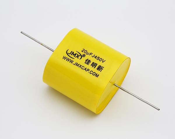 轴向音频电容