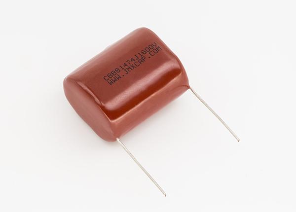 金属聚酯膜电容器
