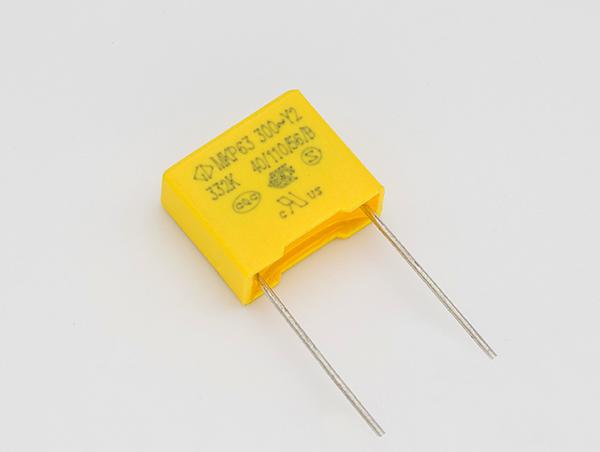 MKP63金属薄膜塑壳电容