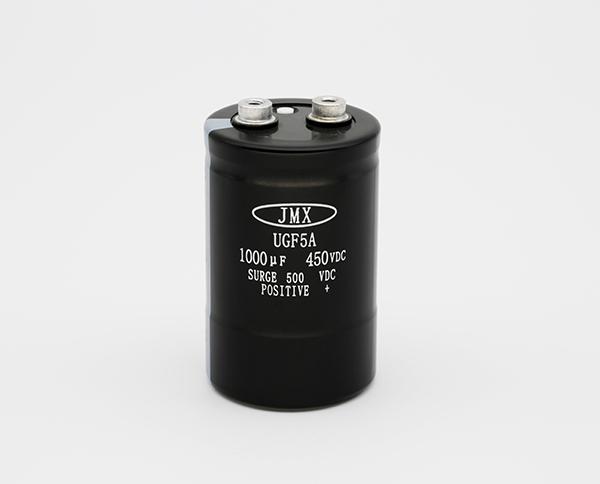 螺栓式铝电解电容器