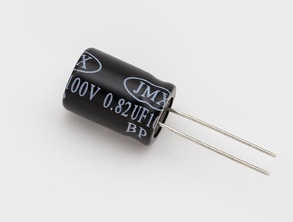 音响用立式无极铝电解电容