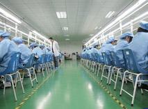 薄膜电容生产队伍