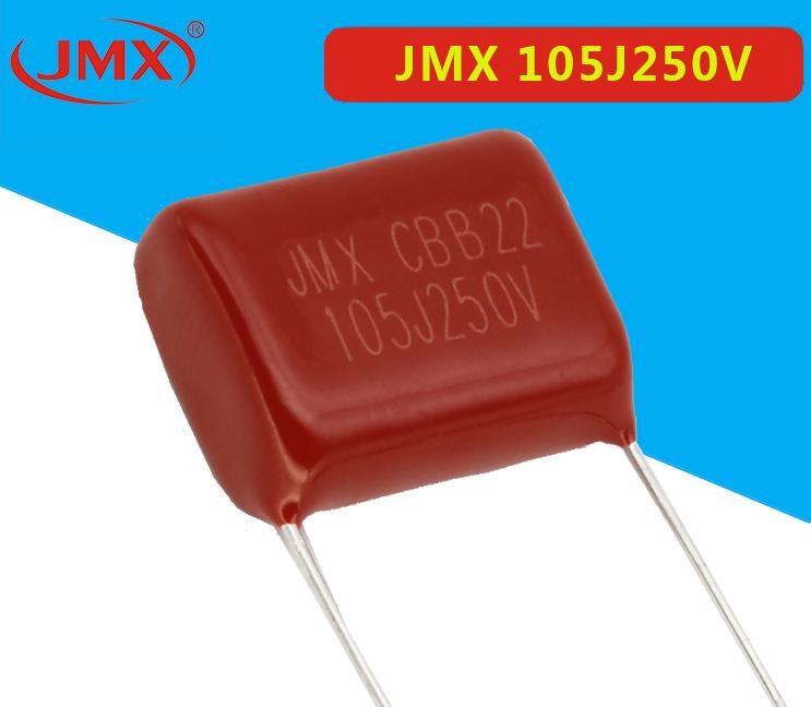 JMX金属化聚酯膜电容250V 105K