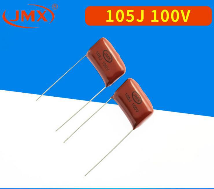 JMX金属化聚丙烯膜电容100V105J