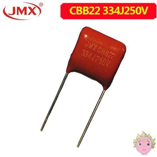Cbb22 250V 334J 金属薄膜电容厂家供货