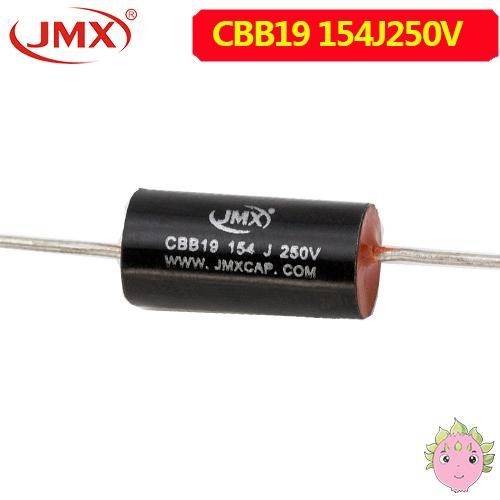 CBB19穿心电容154J250V