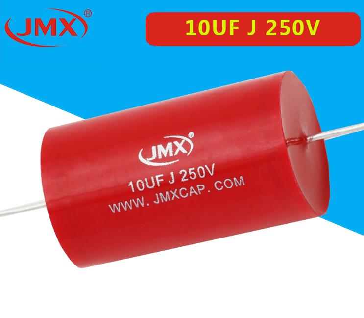 轴向金属化聚丙烯膜电容器