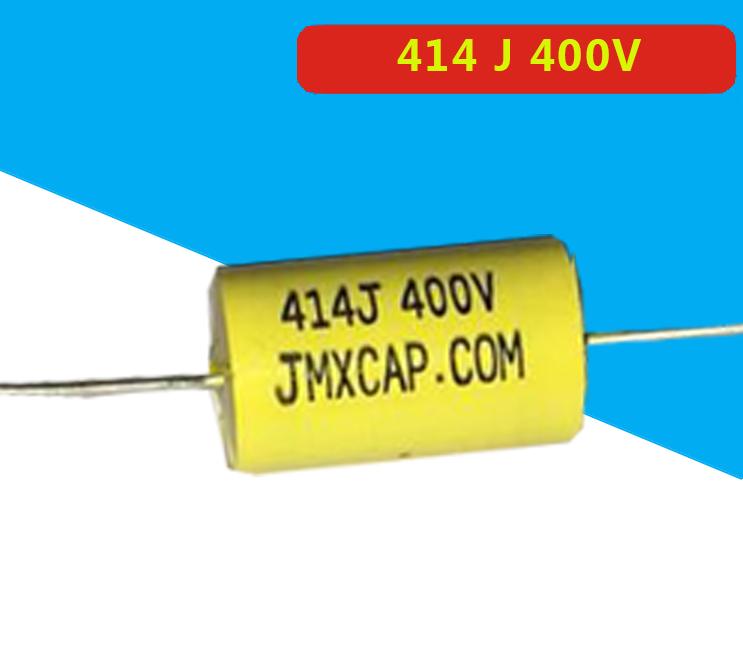 厂家轴向薄膜电容414J400V