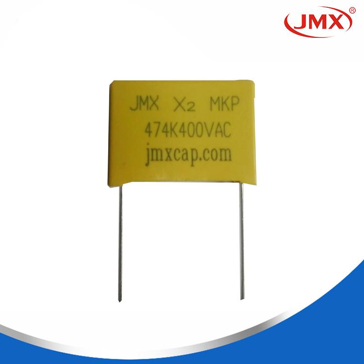 MKPX2<font color='red'>安规电容</font>474K400VAC