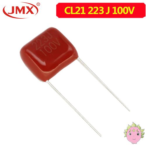 CL21金属聚酯膜电容