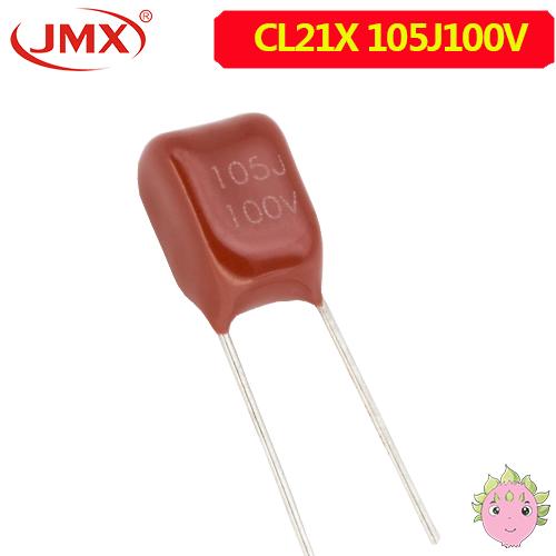 CL21金属膜电容