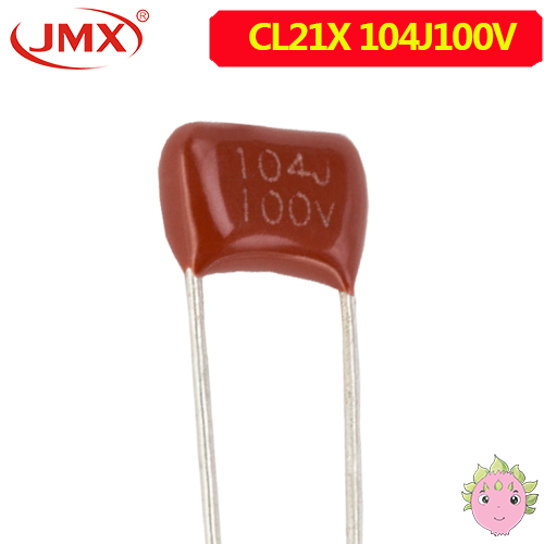 CL21小型金属膜电容