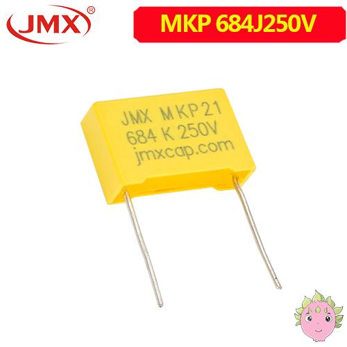 MKP21金属化聚丙烯薄膜塑壳电容器