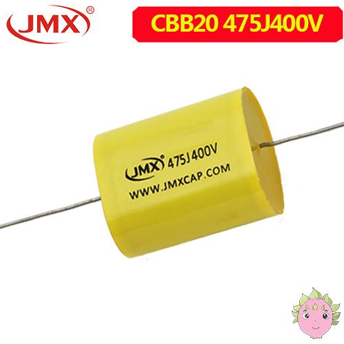 CBB20音频扁圆电容475J400V