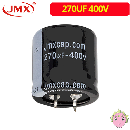 牛角铝电解电容270UF-400V
