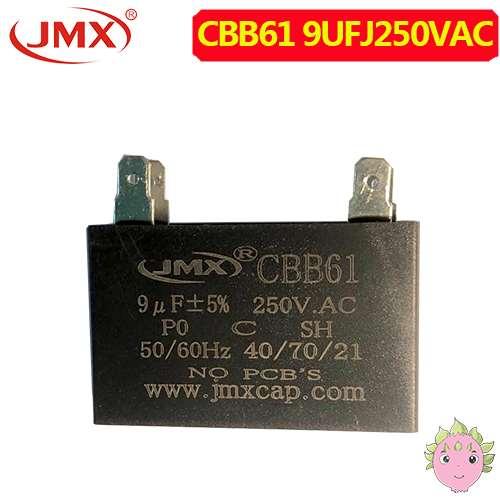 【CBB61电容】_交流启动电容_9UFJ250VAC
