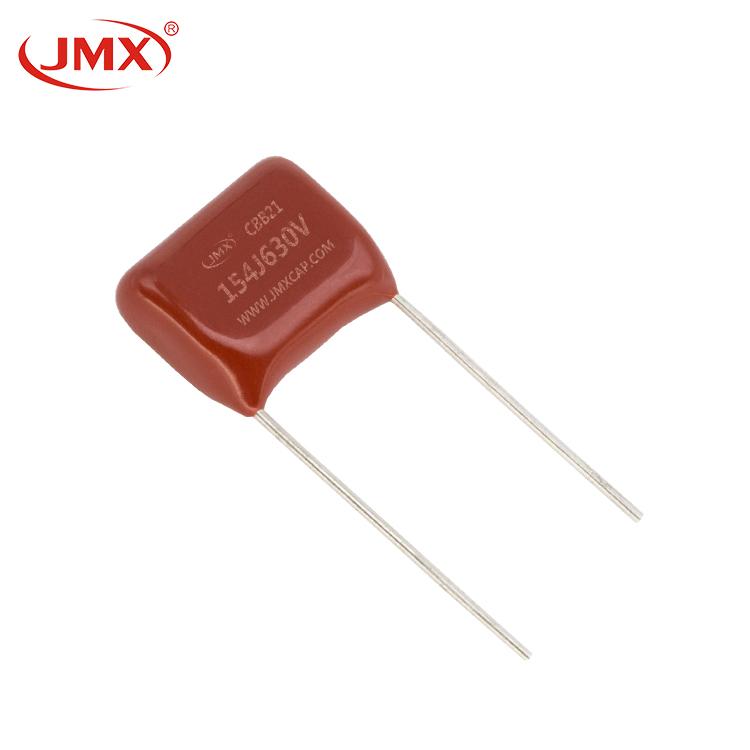深圳CBB电容厂家直供_CBB电容出厂价格_154J630V金属化<font color='red'>薄膜电容</font>